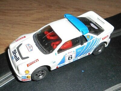£10.72 • Buy Rare Vintage Scalextric C432 Ford RS200 4 Wheel Drive Rally Car Superb And Quick