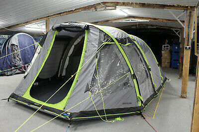£349.99 • Buy Airgo Stratus 600 6 Berth Inflatable Airbeam Tent With Pump +++ RRP £700 +++ 778