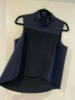 AU10 • Buy Country Road Navy Top Size M