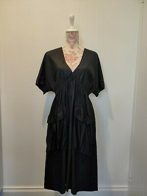 AU239 • Buy Scanlan Theodore Designer Womens Dress Size 12 - Fit And Flare With Pockets