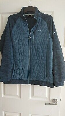 £7.50 • Buy Womens Craghoppers Blue Jacket. Lightweight Size 16 Used