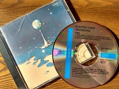 £1.75 • Buy ELO (Jeff Lynne)  Time  Pre-owned Chart Topping CD Incl  Hold On Tight . 1981