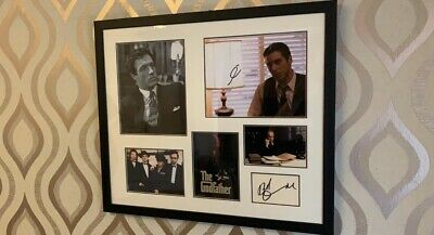 £695 • Buy Godfather Signed Including Al Pacino