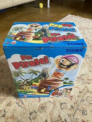 £7 • Buy Tomy Pop Up Pirate Game