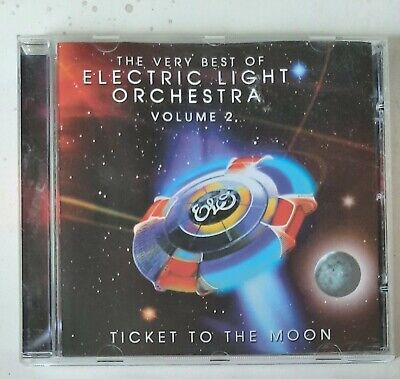 £0.99 • Buy Electric Light Orchestra ELO CD Album The Very Best Of Volume 2