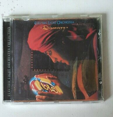 £0.99 • Buy Electric Light Orchestra ELO CD Album Discovery