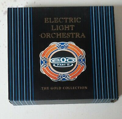 £1.99 • Buy Electric Light Orchestra ELO CD Box Set Album The Gold Collection