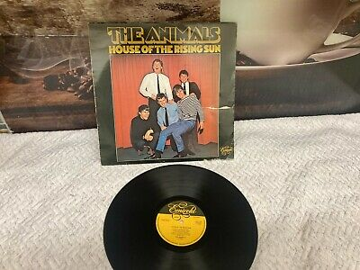 £6.99 • Buy The Animals House Of The Rising Sun Lp Ex Condition Made In Holland