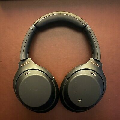 £60 • Buy Sony WH-1000XM3 Wireless Noise Cancelling Headphones - Battery Replacement Done!