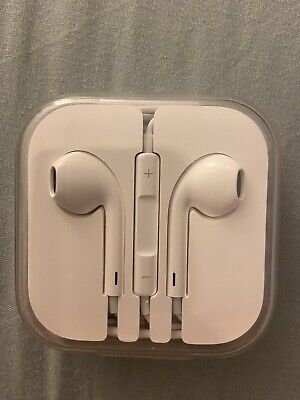 £8 • Buy Apple MD827LL/A EarPods With Remote And Mic - White