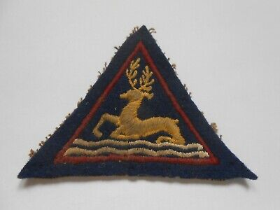 £14 • Buy Hertfordshire   ARMY CADET FORCE   Formation Sign Unit Patch Used
