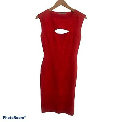 AU99 • Buy Scanlan And Theodore Coctail Dress Size 8