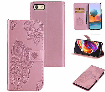 AU6.50 • Buy Oppo A39 A57 Embossed Pu Leather Wallet Case Owl