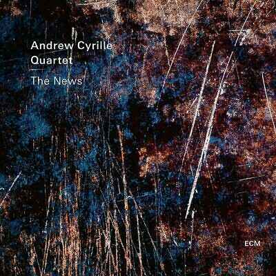 £13.99 • Buy Andrew Cyrille Quartet - The News (NEW CD)