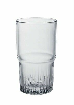 £13.95 • Buy 6 X Duralex - Empilable  - Clear Glass  Tumblers- Stakable 34cl UK