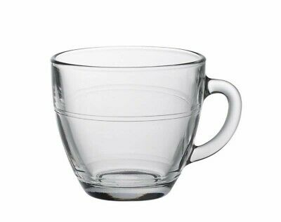 £11.35 • Buy 6 X Duralex - Gigogne - Clear  Glass Cups 22cl UK