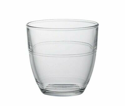 £9.95 • Buy DURALEX GIGOGNE Clear Toughened Glass Tumbler Microwave Safe 22cl Pack Of 6 UK