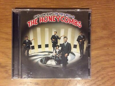 £5.49 • Buy The Honeycombs CD Have I The Right Very Best Of CD Greatest Hits Collection