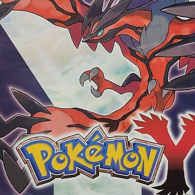 $28 • Buy Pokemon Y (3DS, 2013) Complete With Case And Manual