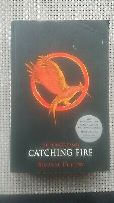 £5.50 • Buy Catching Fire By Suzanne Collins (Paperback, 2011)
