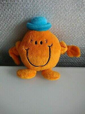£2.40 • Buy Mr Men ~ MR TICKLE ~ Vibrating Soft Plush Toy ~ 6 Inches ~ PERSIL Promotion