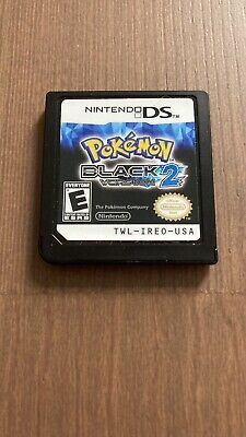 $60 • Buy Pokemon: Black Version 2 - Authentic (Nintendo DS, 2012) Cartridge Only. TESTED