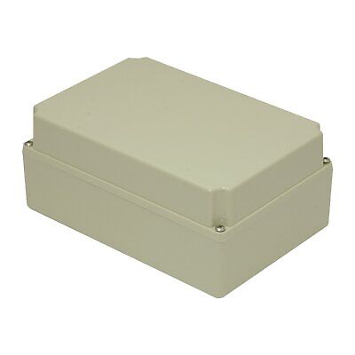 £8.05 • Buy Sealed ABS Plastic Enclosure 220x150x95mm Project Box  Electrical Terminal Case