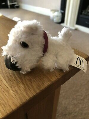£4.99 • Buy VINTAGE RARE 2005 THE DOG McDonalds Happy Meal Toy  WEST HIGHLAND TERRIER WESTIE