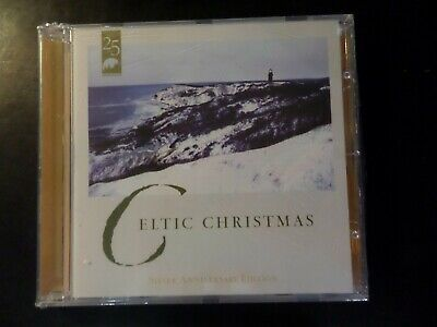£20 • Buy Cd Album - New And Sealed - Celtic Christmas - Silver Anniversary Edition