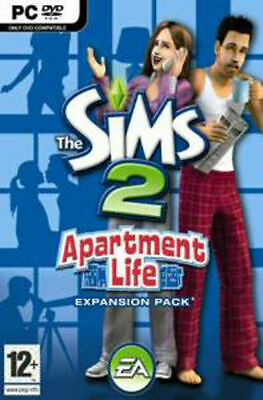 £99.99 • Buy The Sims 2 Apartment Life Expansion Pack PC             30amz