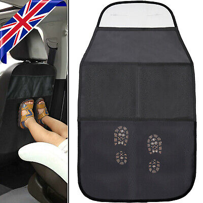£7.99 • Buy Universal Car Seat Back Anti Kick Pad Mat For Kids Protector Cover Accessories