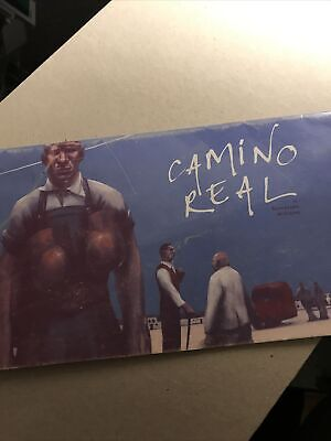 £2 • Buy CAMINO REAL By Tennessee Williams The RSC 1998 Programme