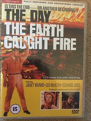 £2.99 • Buy The Day The Earth Caught Fire (DVD, 2001)