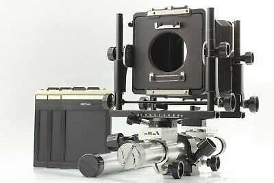 £204.67 • Buy [Near MINT] Wista 4x5 45 Large Format View Camera From Japan #1913