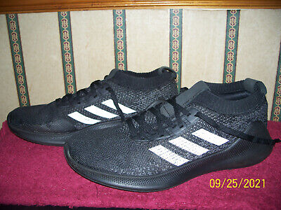 AU30.20 • Buy Adidas Pure Bounce + Black Men's Running Shoes Size 11 1/2 #g27966