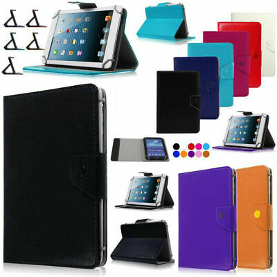 AU18.29 • Buy Leather Protective Case Cover Soft Shell Stand For All Amazon 7 8 10 Inch Tablet