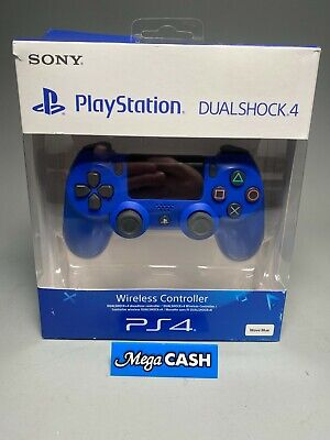 AU55 • Buy Sony Dualshock 4 Ps4 Wireless Controller Wave Blue Cuh-zct2e In Sealed Box