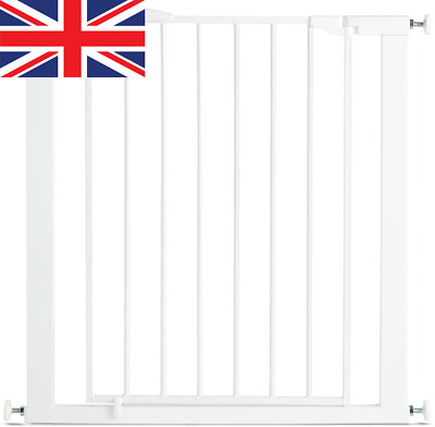 £32.29 • Buy Lindam Easy Fit Plus Deluxe Pressure Safety Gate - 76-82 Cm, 76 - 82 Cm