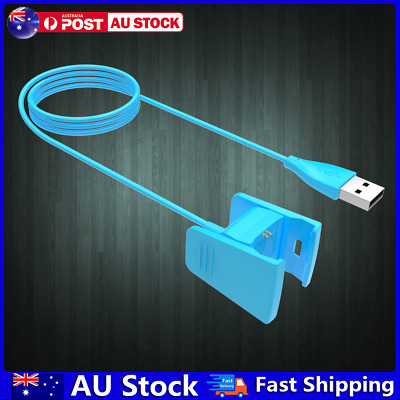 AU10.72 • Buy USB Charging Cable Standard Charger Cable For Fitbit Charge 2 AU