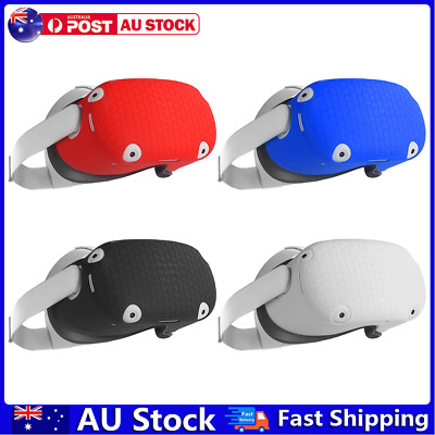 AU18.39 • Buy Protective Shell Front Cover For Oculus Quest 2 VR Headset Accessories AU