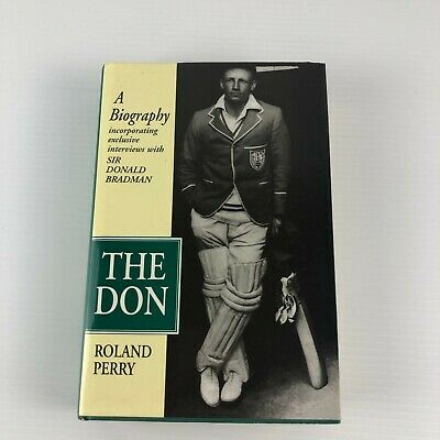 AU27.95 • Buy The Don By Roland Perry  Biography 1995 Large Hardcover Book