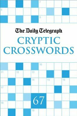 £7.72 • Buy Daily Telegraph Cryptic Crosswords 67 (Daily Telegraph Cryptic Crossword Book)-