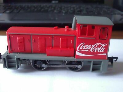 £39.99 • Buy HORNBY COCA COLA BAGNELL SHUNTER UNUSED NEW UN BOXED FROM A TRAIN SET As PHOTOS