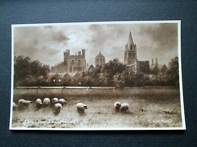 £2.50 • Buy Christ Church & Cathedral, Oxford By Elmer Keene - Worcester & Co Chic Series