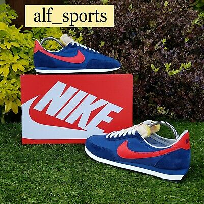 £68.99 • Buy ❤ BNWB & Genuine Nike ® Waffle Trainer 2 SP In Midnight Navy And Red UK Size 10