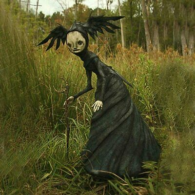 £8.99 • Buy Halloween Light-Up Witches Creepy Outdoor Ghost Haunted House Prop Horror Decor