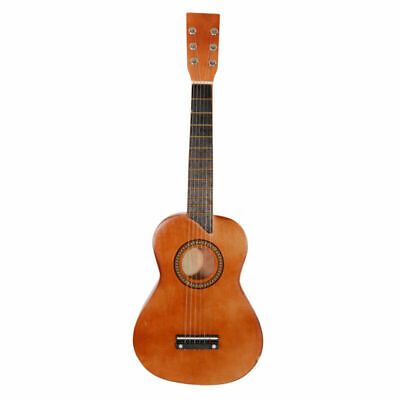 £18.20 • Buy 25  Beginners Kids Acoustic Guitar 6 String With Pick Children Kids Gift Coffee