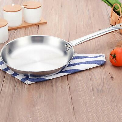 £29.46 • Buy Frying Pan Extra Thick Cooking Pan Home Kitchen For Induction Cooker Oven