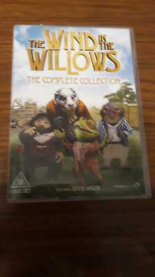 £28.47 • Buy THE WIND IN THE WILLOWS, Complete Collection, Series 1-5 + Movie, 11 DVD, Reg. 0
