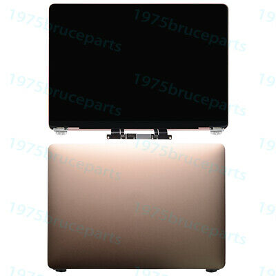 $275.99 • Buy NEW For MacBook Air 13.3  A2337 M1 2020 LCD Screen Display Assembly W/ Hinges